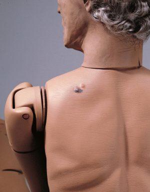Arm zur intravenösen Injektion für GERi/KERi Pflegepuppe