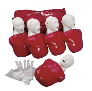 Basic Buddy CPR-Puppe, 5er-Pack