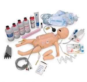 Deluxe CRiSis-Säuglings-Notfallpuppe